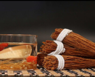Root red Ginseng