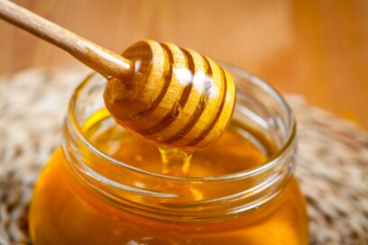 عسل اسیدی است
